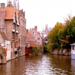 Bélgica I. Brujas, la Venecia del norte