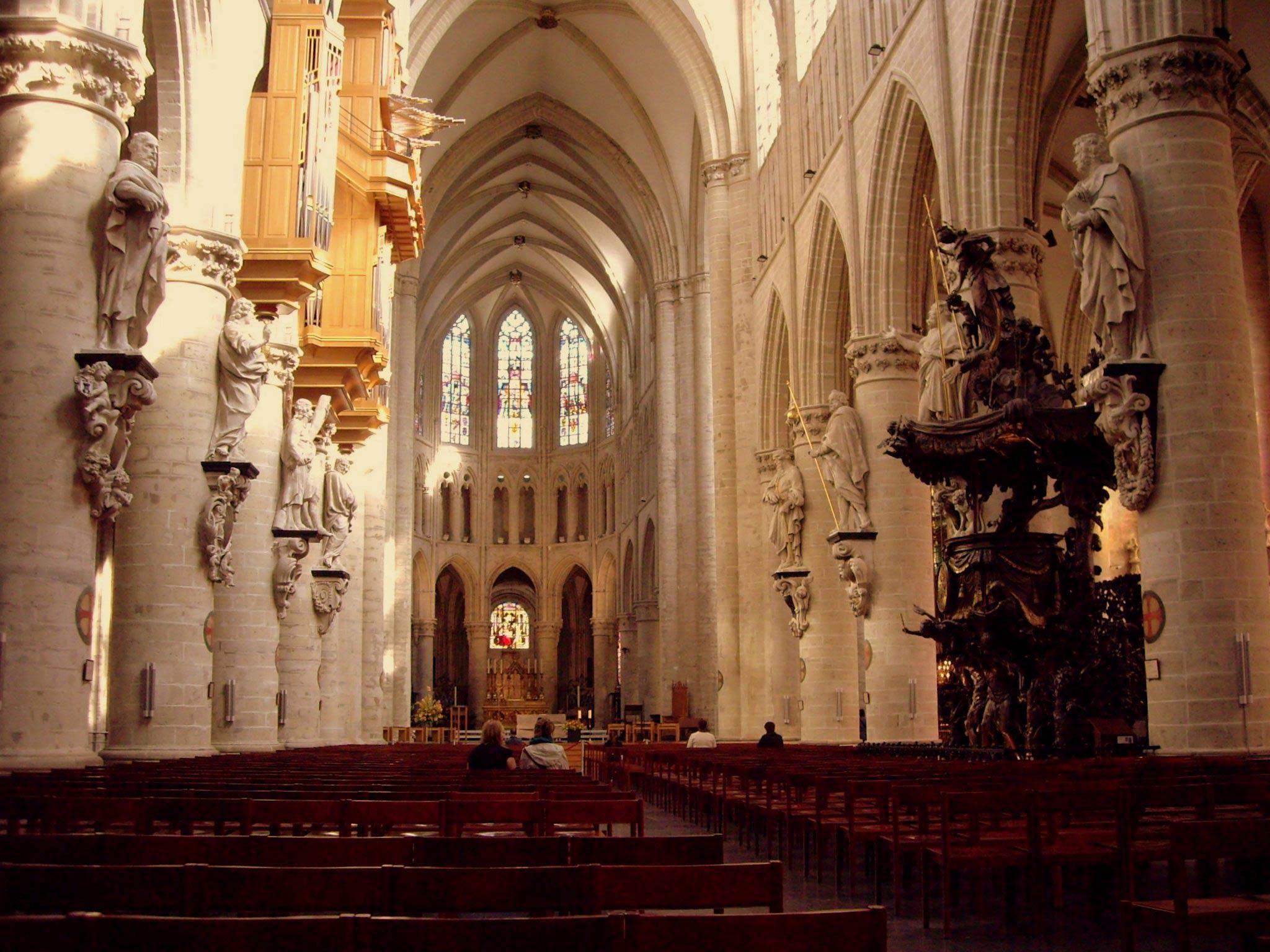 catedral miguel gudula