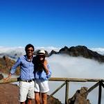Madeira II. Ruta Este: un mar de algodón.