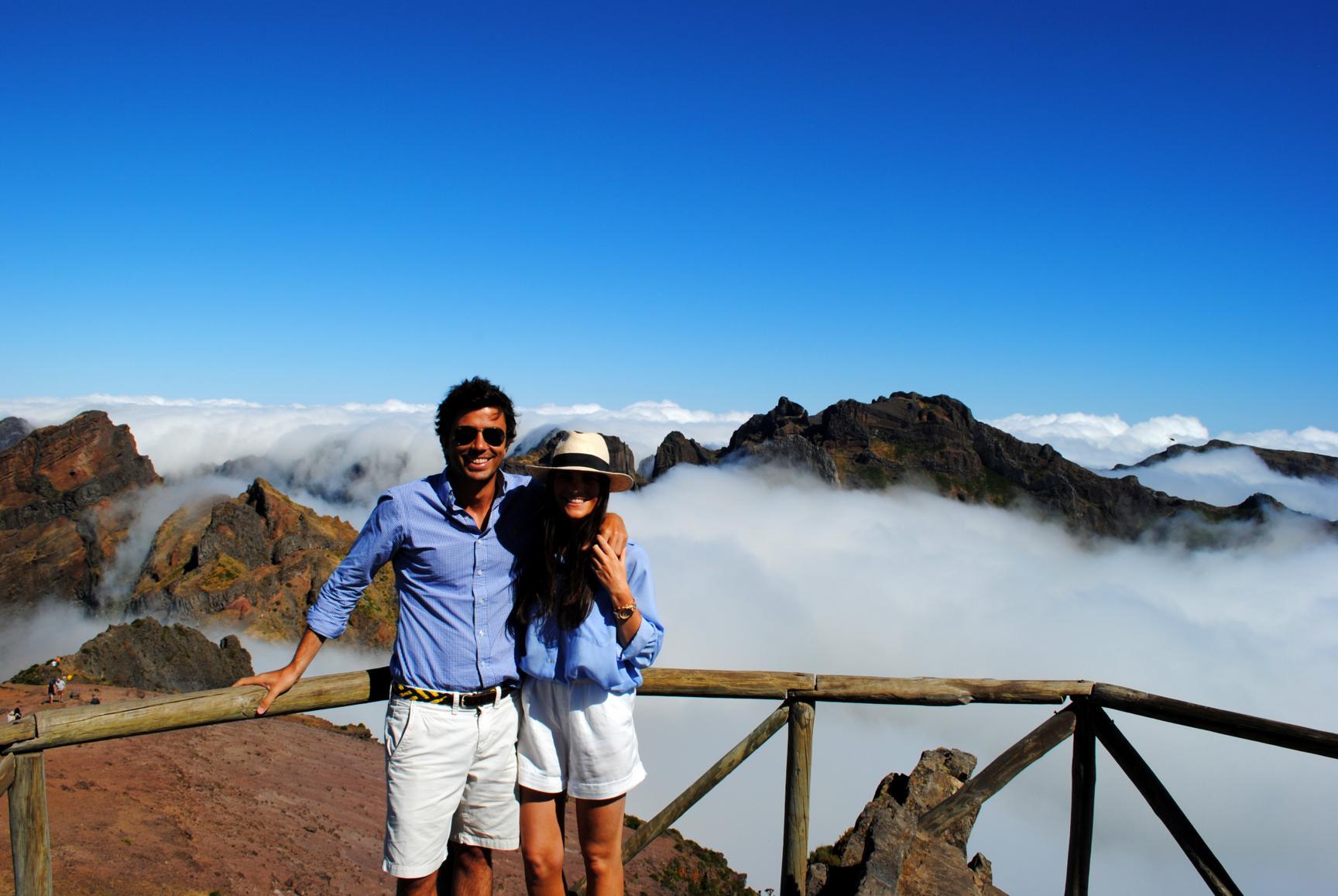 Pico do Arieiro. Madeira 2013.