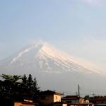 Monte Fuji, belleza de la naturaleza