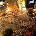 Tokyo V. Shibuya, el cruce más transitado del mundo