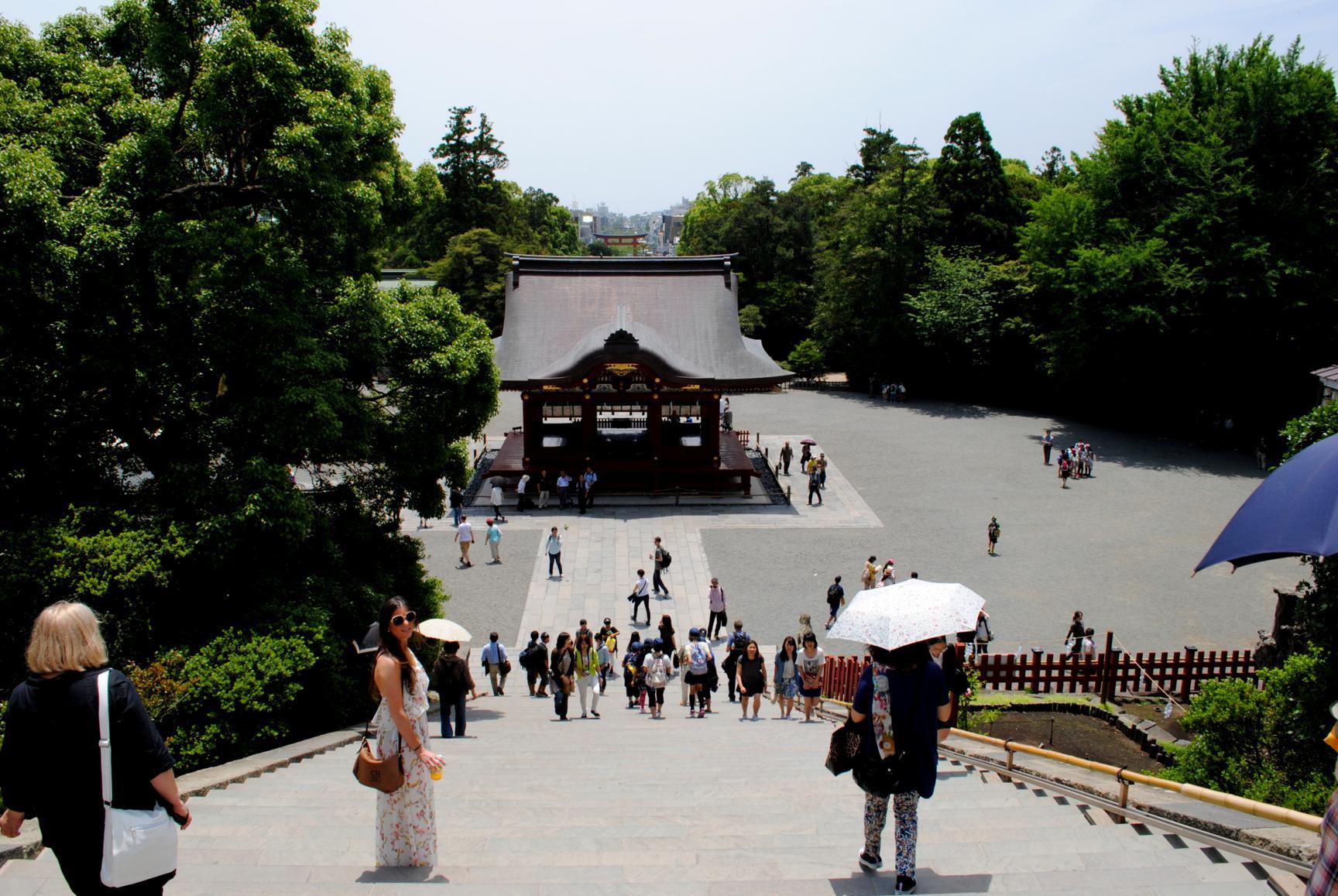 tsurugaoka_hachimangu_4-kamakua