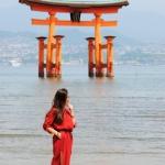 Santuario Itsukushima: el torii flotante de Miyajima