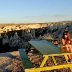 Capadocia II. Tour en Quad entre Chimeneas de Hadas