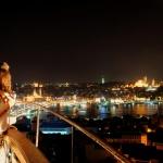 Estambul IV. Desde Gálata, la ciudad en 360º