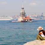 Estambul VI. De Kiz Kulesi al Palacio Dolmabahçe