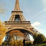 París III. Torre Eiffel & Arco de Triunfo, iconos mundiales