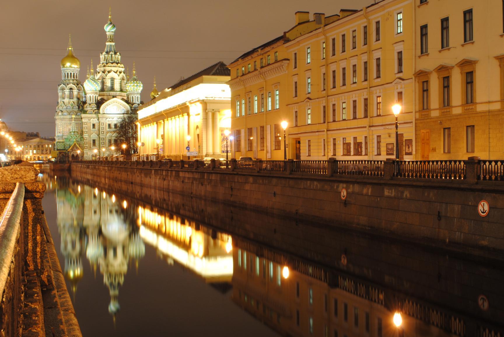 Iglesia del Salvador sobre la Sangre Derramada. San Petersburgo 2015.