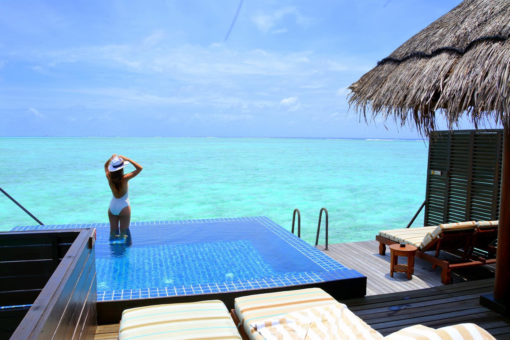Luna de miel de cinco semanas for Los mejores hoteles de maldivas