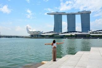 Explosión de arquitectura e ingeniería...Singapur, 2016