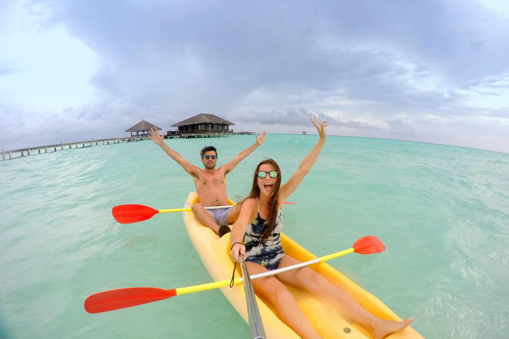 canoa-maldivas