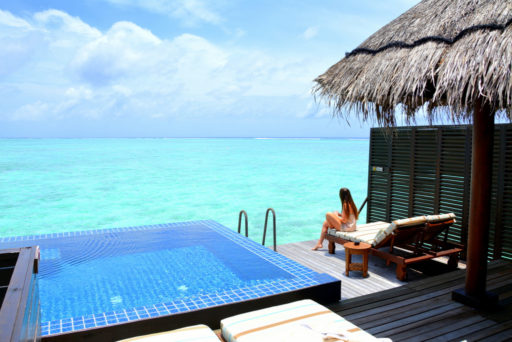 Hotel en maldivas for Islas maldivas hoteles en el agua