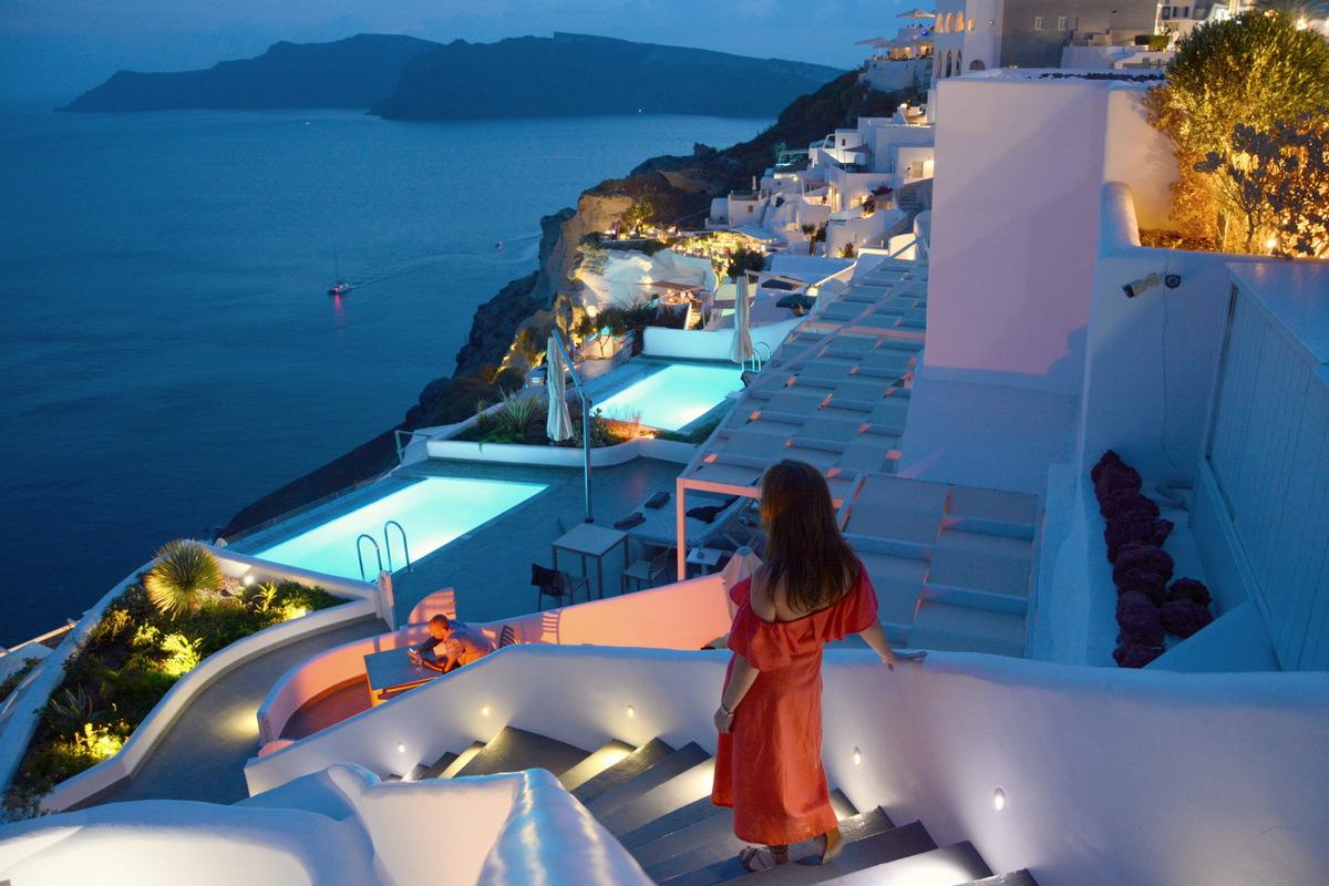 Crucero por las islas griegas for Casas en islas griegas