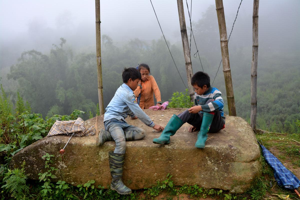 mujeres hmong