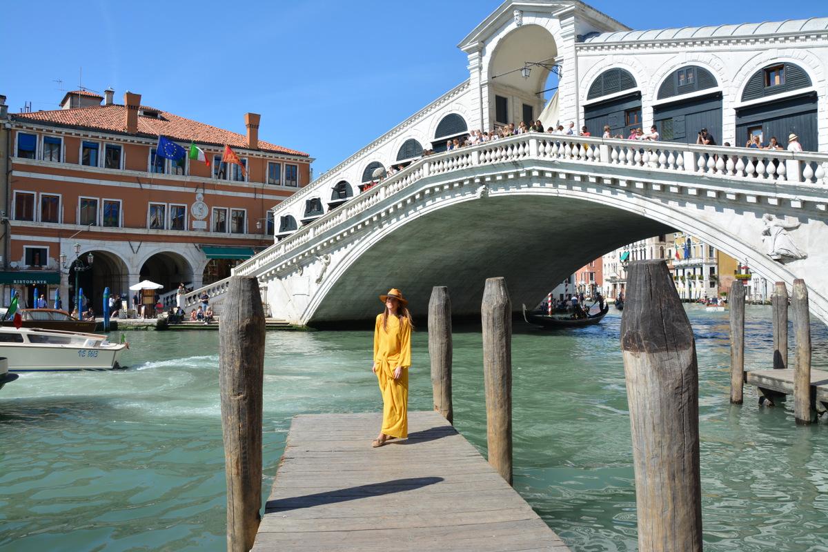 venecia puente rialto
