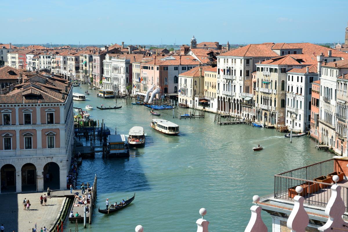 mejores vistas venecia