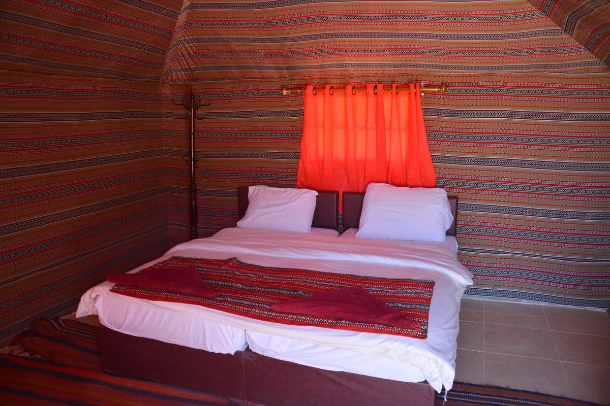 campamento wadi rum