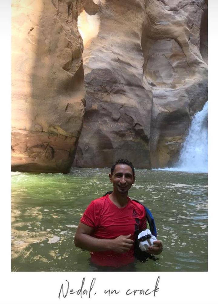 guia wadi mujib