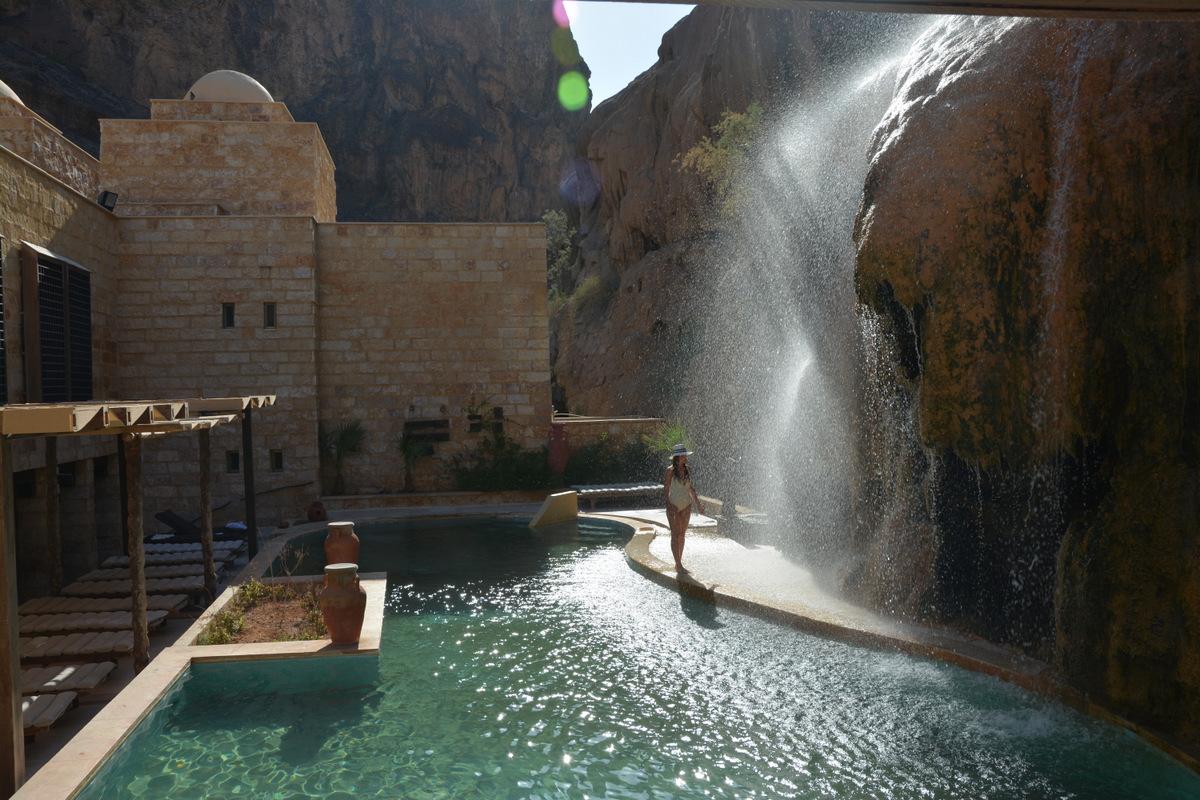 que ver jordania