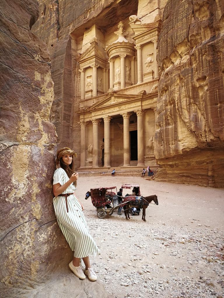 el tesoro jordania
