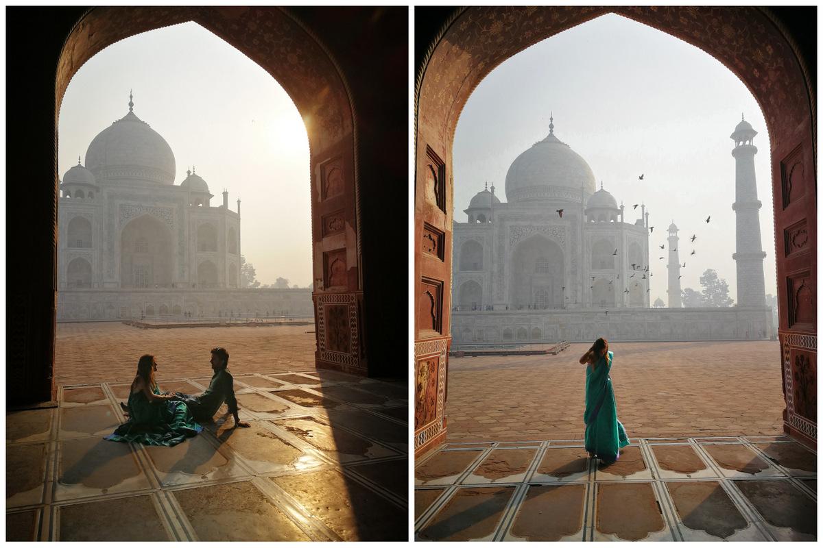 que ver india
